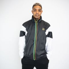 PUMA TFS TRACK TOP BLACK