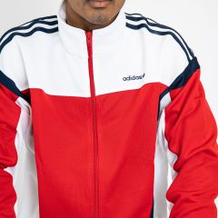 ADIDAS CLASSICS TT JACKET RED