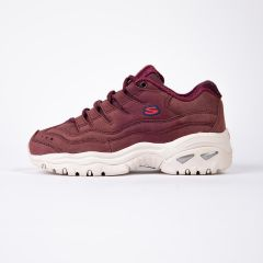 SKECHERS ENERGY WAVE DANCER BORDEAUX