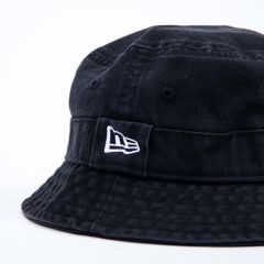NEW ERA ESSENTIAL BUCKET BLACK