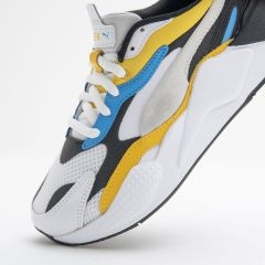 PUMA RSX3 FOLDED EDGE SPECTRA YELLOW
