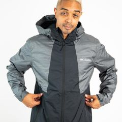 COLUMBIA INNER LIMITS JACKET GREY