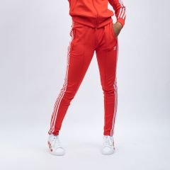 ADIDAS SST PANTS RED