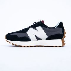 NEW BALANCE 327 BLACK/WHITE
