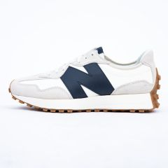 NEW BALANCE 327 CREAM/NAVY
