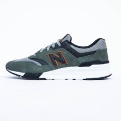 NEW BALANCE 997 KHAKI/ORANGE