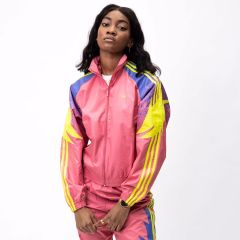ADIDAS TRACK TOP PINK