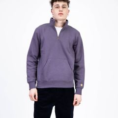 CARHARTT WIP CHASE NECK ZIP PROVENCE