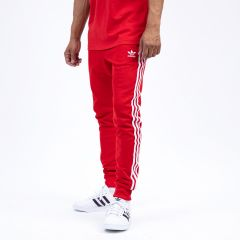 ADIDAS 3-STRIPES PANT RED