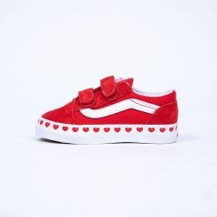VANS TD OLD SKOOL V  RED
