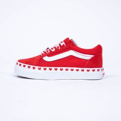 VANS UY OLD SKOOL RED
