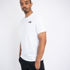 TNF REB BOX TEE-SHIRT WHITE