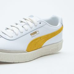 PUMA OSLOCITY PRM WHITE YELLOW