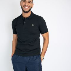 LACOSTE POLO SLIM FIT NOIR