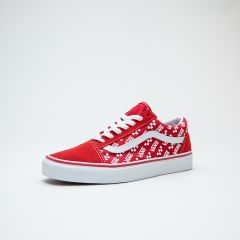 VANS OLD SKOOL RCNGRD/WHITE