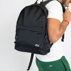 LACOSTE BACKPACK NOIR