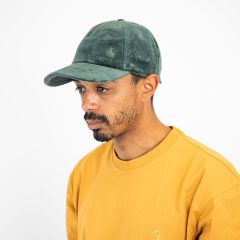 CARHARTT UNITED SCRIPT CAP TEA GREEN