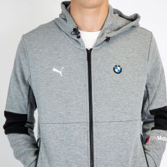 PUMA BMW HOOD SWEAT JACKET