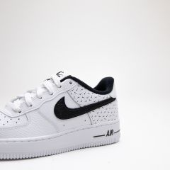 NIKE AIR FORCE 1 '07 WHITE-BLACK