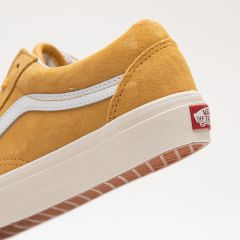 VANS OLD SKOOL V HONEY GOLD-TRUE WHITE
