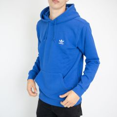 ADIDAS ESSENTIAL HOODY BLUE