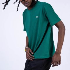 LACOSTE TEE-SHIRT BOTTLE GREEN