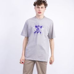 DAILY PAPER LUKUS SS T-SHIRT VIOLET